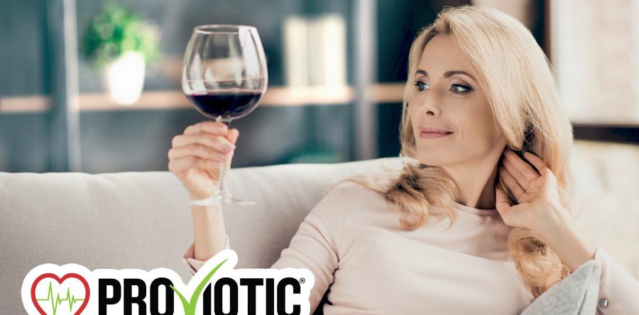 Вместо бутилка червено вино, или най-ценното от гроздовия сок в една таблетка
